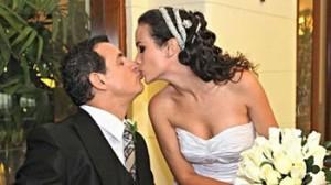 Sergio Galliani, Connie Chaparro