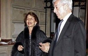 Mario Vargas Llosa, Patricia