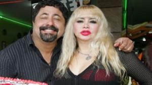 Susy Díaz, Eddie Hidalgo