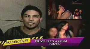 Erick Elera, Nataniel Sánchez
