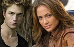 Jennifer López , Robert Pattinson