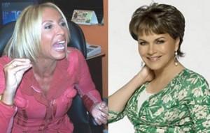 Laura Bozzo, Patty Chapoy