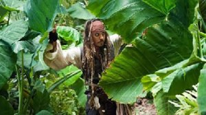Piratas del Caribe 4,, Johnny Depp