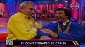 Carlos Carlín, Luis Castañeda Lossio