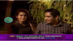 Shirley Arica, Yeison Meza