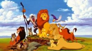 El rey león, Roger Allers, Rob Minkoff