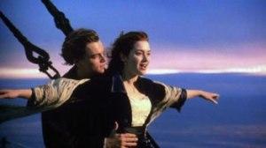 Leonardo DiCaprio, James Cameron