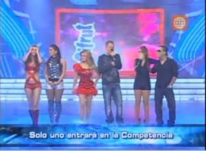 Amigos y Rivales, Raúl Romero, Sandra Muente
