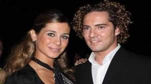 David Bisbal, Elena Tablada
