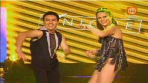 El Gran Show, Mónica Hoyos