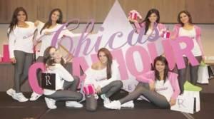 Claudia Chiroque, Alexia de la Peña Núñez, Geraldin Cadillo, Patricia Velazco, Arian Ruiz, María del Pilar Vertiz, Chicas Ripley
