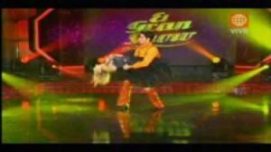 El Gran Show, Gisela Valcárcel, Jesús Neyra
