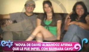 David Almandoz, Vanessa Díaz, Bárbara Cayo, Al Fondo Hay Sitio