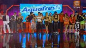 El Gran Show, Érika Villalobos, Ariel Bracamonte, Denny Valdeiglesias