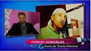 Raúl Romero, Carlos González, Rodrigo González