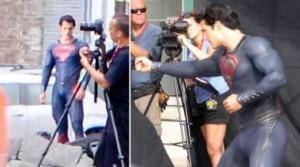 Superman: Man of Steel, Henry Cavill