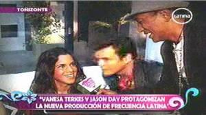 Muñeca brava, Vanessa Terkes, Paul Vega, Óscar López Arias, Jason Day