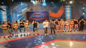 Mario Hart, Miguel Rebosio, Combate