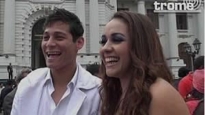 Marco Ruiz, Dorita Orbegozo, Luigi Carbajal, Génesis Tapia