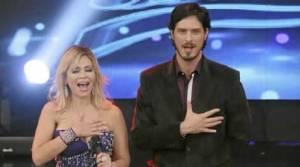 Christian Rivero, Gisela Valcárcel, Reyes del Show