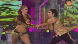 El Gran Show, Los Reyes del Show, Pablo Vitti, Leslie Shaw