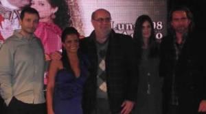 Melania Urbina, La Perricholi, Michel Gómez
