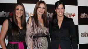 Gianella Neyra, Rebeca Escribens, Almendra Gomelsky
