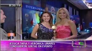 Marcelo Tinelli, Jéssica Tapia , Álamo Perez Luna