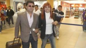 Magaly Medina, Alfredo Zambrano