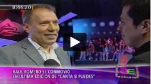 Raúl Romero, Thalia Estabridis