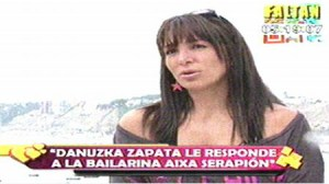 Danuska Zapata, Aixa Serapión