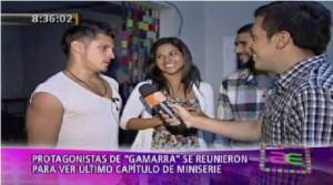 Gamarra,  Michelle Alexander