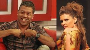Mathías Brivio, Johanna San Miguel, Raúl Romero