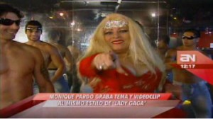 Lady Gaga, Monique Pardo
