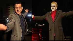 Elton John en Lima, Sergio Galliani, Elton John