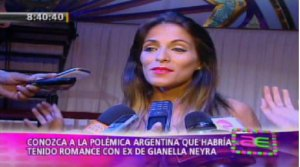 Gianella Neyra, Efraín Aguilar, Segundo Cernadas, Constanza Álvarez