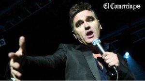 Morrissey en Lima, Morrissey, Jesús Sierralta