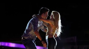 Shakira , Gerard Piqué