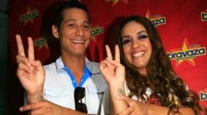 Luigui Carbajal , Dorita Orbegoso , Arturo Álvarez