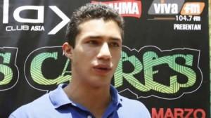 Mister Perú 2012 , Rodrigo Fernandini