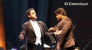 Marco Zunino , Juan Diego Flórez , María Pía Barrientos
