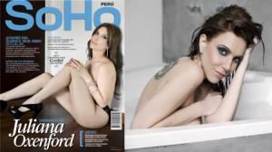 revista SoHo , Juliana Oxenford