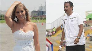 Roberto Martínez , Viviana Rivas Plata , Roberto Martínez , Televisión