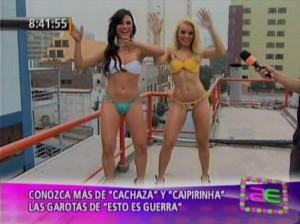 Mathías Brivio , Dos para las Siete , Modelos , Esto es Guerra , Reality , Videos de Espectáculos