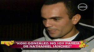 Coki Gonzáles, Nataniel Sánchez