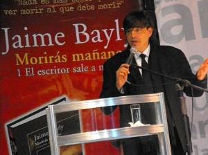 Jaime Bayly , Insultos , Morirás mañana