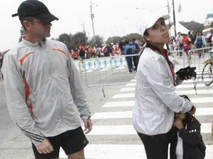 Tula Rodríguez , Javier Carmona , Lima 42K, Gisela Valcárcel