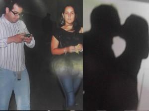 Junior Silva , Mayra Couto