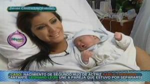 Magaly Teve , Magaly Medina , Karla Tarazona , Leonard León