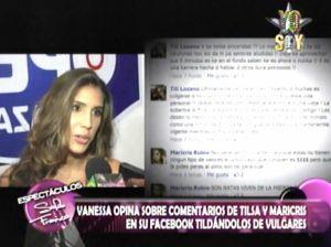 Vanessa Tello , Shirley Arica , Videos de Espectáculos , Giselle Patrón, Tilsa Lozano